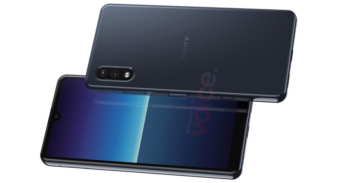 Sony Xperia Compact 2021 renders