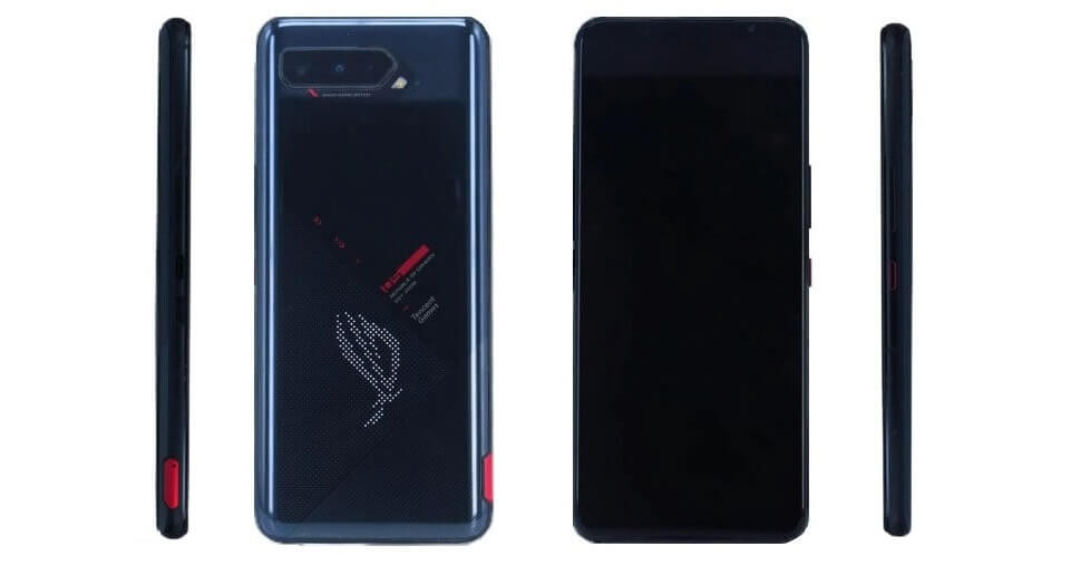 ASUS ROG Phone 5 launch date