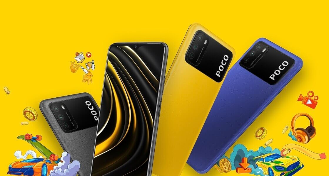 POCO M3 launched india