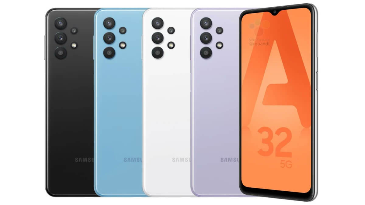 Samsung Galaxy A32 4G all colors