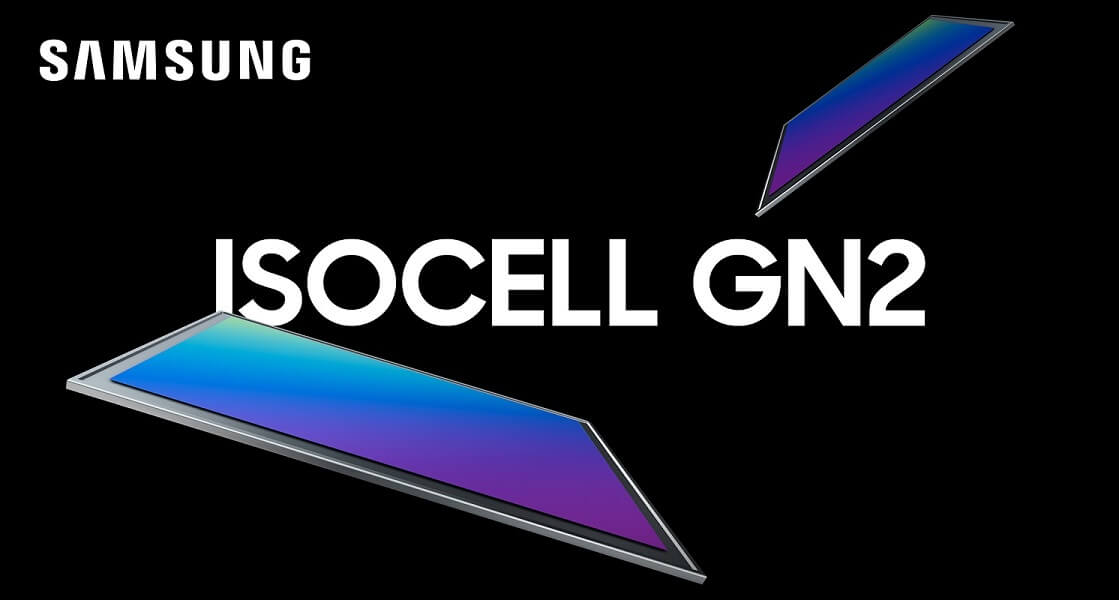 Samsung ISOCELL GN2 announced