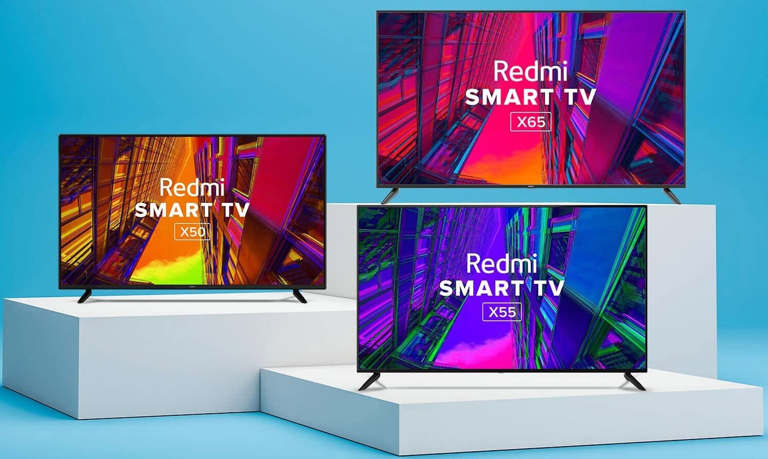 Redmi Smart TV X50 X55 X65