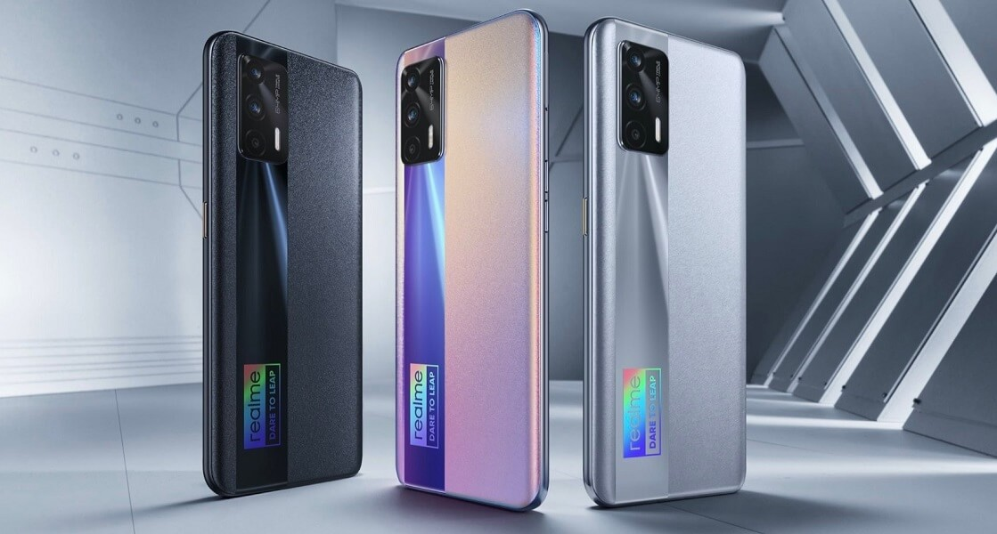 realme GT Neo 5G launch