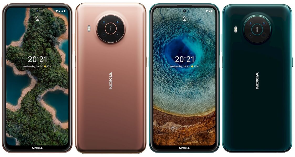 Nokia X10 and X20 launch