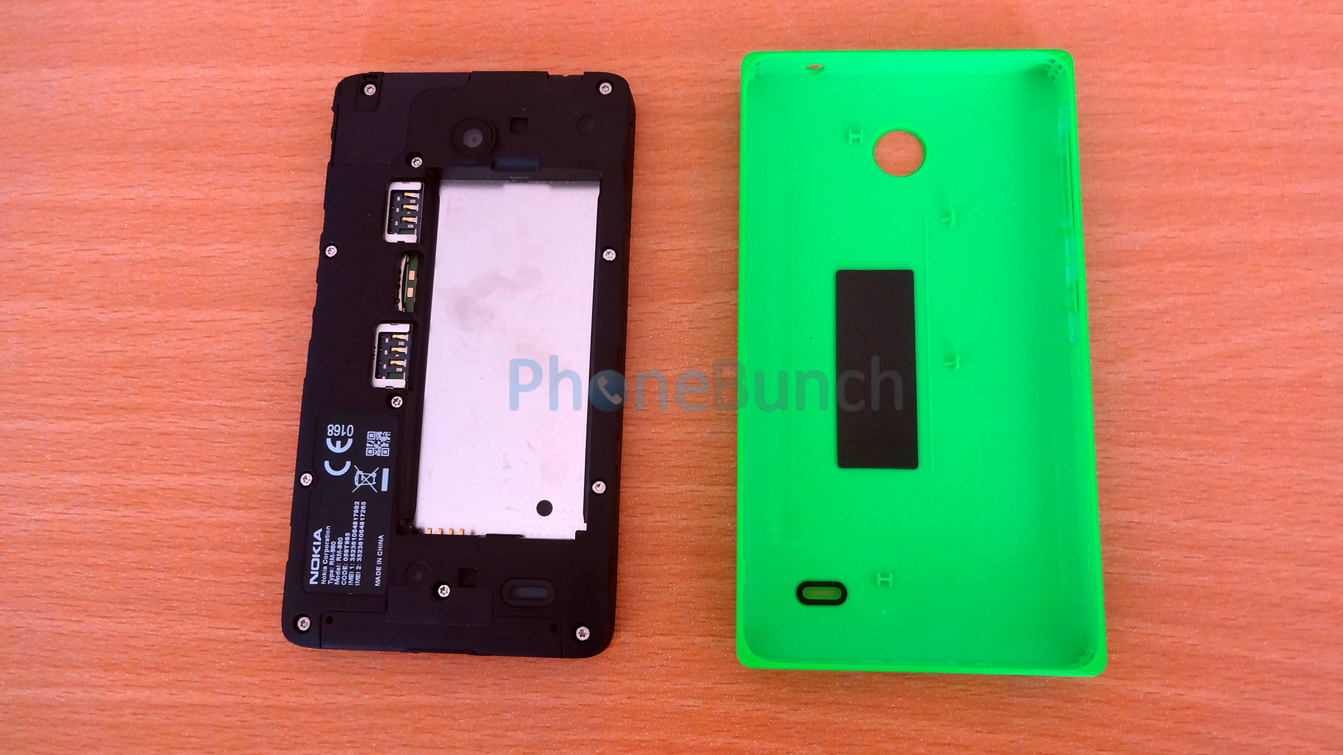 new concept a4ee5 08f1d Nokia X Unboxing and Hands-on