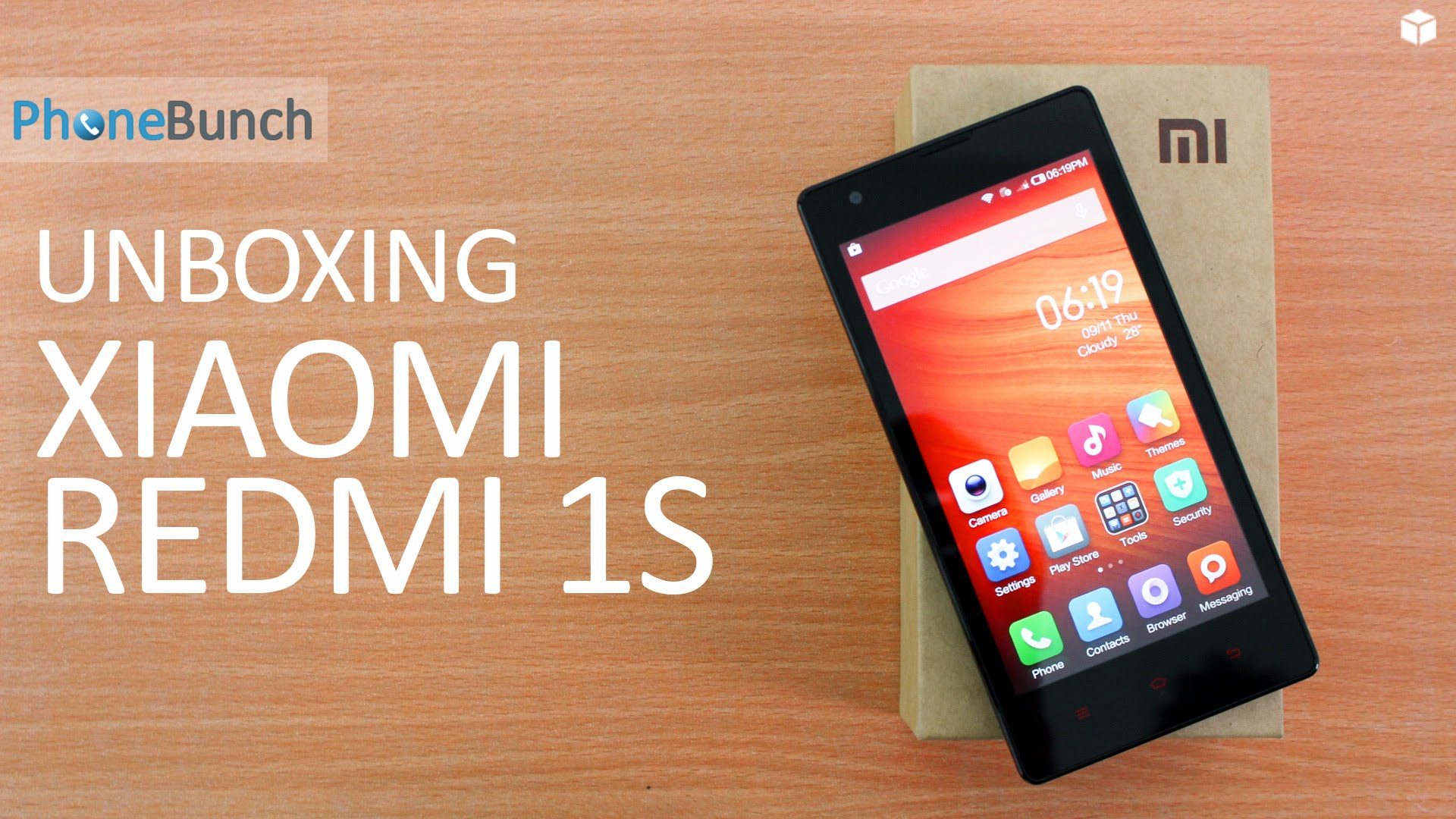 The redmi 1s comes with a 4 7 inch hd display quad core snapdragon 400 processor with 1 gb ram running android 4 3 jelly bean priced at just rs 5999